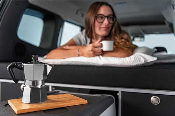 Latest 2022 Mercedes-Benz Citan Already A Campervan