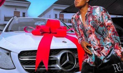Instagram Comedian Oluwadolarz Gets Mercedes GLE SUV, Weeks After Crashing His Lexus In Lekki - autojosh