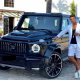 Cristiano Ronaldo Shows Off His 1-of-10 Mercedes Brabus Worth Nearly $1 Million - autojosh
