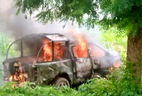 Nigeria Customs Probes Fatal Crash After Its Vehicle Killed 8 While Chasing Rice Smugglers In Katsina - autojosh