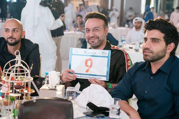 Rare Dubai Number Plate 'AA9' Sells For $13.6M, Enough To Buy 3 Bugatti Chirons + 9 Rolls-Royce Phantom - autojosh