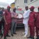Makinde Appoints Gani Adams AS Oyo State's Amotekun Ambassador, Gets Brand New JAC Pickup Truck - autojosh