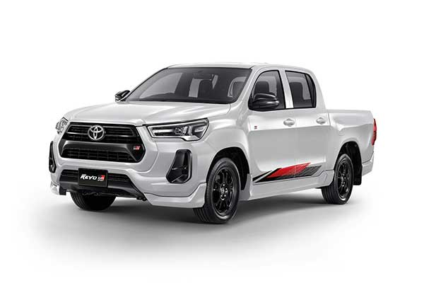 Toyota Announces Hilux Revo GR Sport And A Lowrider Version (Photos)