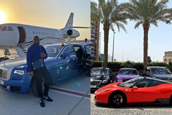 Luxury Cars That Will Feature In Upcoming Movie Detailing Lifestyle Of Fraudster, Hushpuppi - autojosh