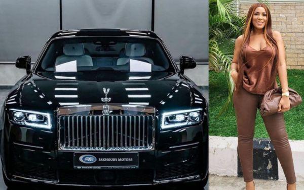 Linda Ikeji Ponders Selling Her Bentley Mulsanne To Buy N270m 2021 Rolls-Royce Ghost - autojosh
