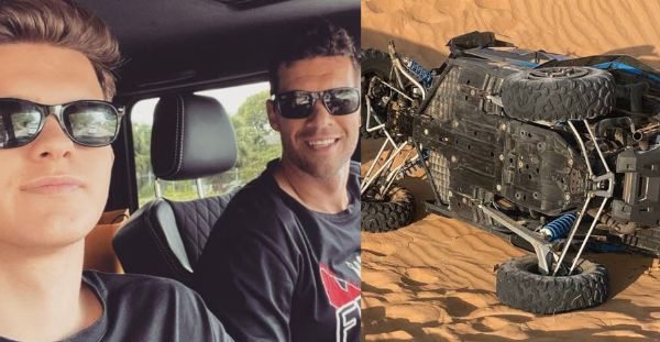 Chelsea Legend Michael Ballack's Teenage Son 'Emilio' Killed In Quad Bike Accident Around 2a.m - autojosh