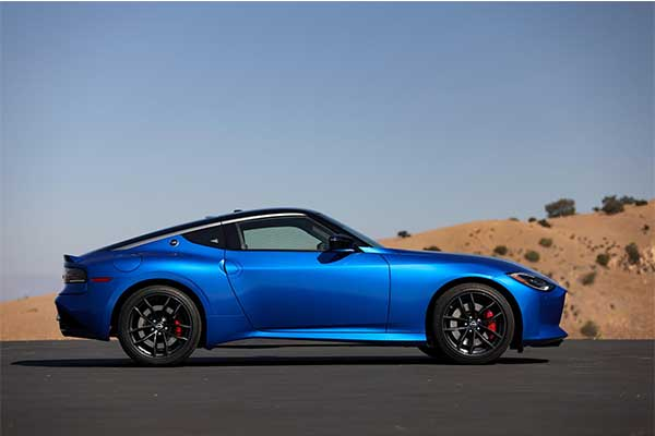 2023 Nissan Z Is Here And It Packs A Punch With A 400 Hp Twin-Turbo Engine