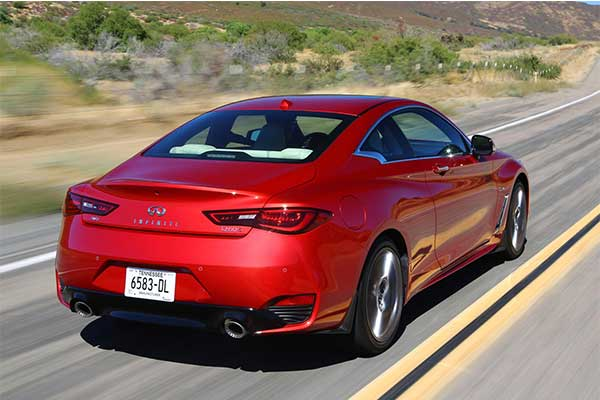 Another Car Bites The Dust As Infiniti Discontinues The Q60 Coupe In 2023