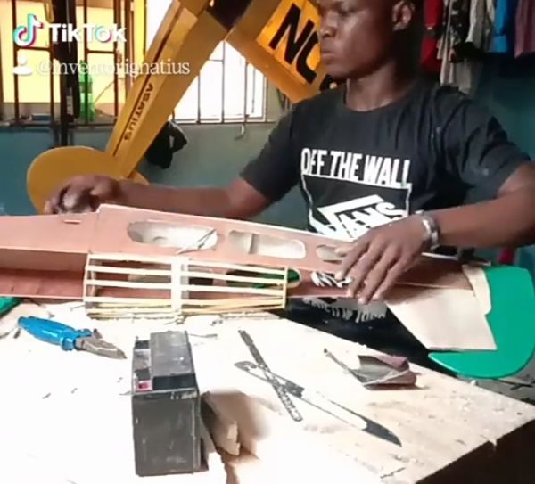 Tech Company, Radai, Gives Young Nigerian Job Abroad After Seeing His Locally-made Drones - autojosh