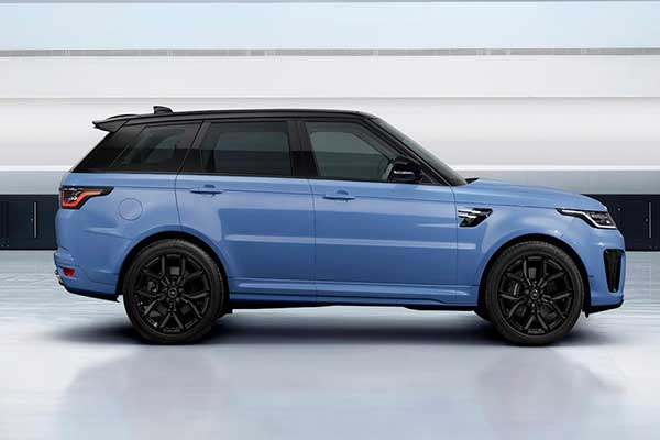 Land Rover Unleashes Range Rover Sport SVR Ultimate Edition