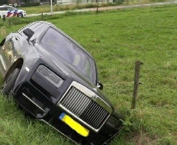 When A Drunk Driver Gets Behind The Wheel Of A ₦300 Million Rolls-Royce Cullinan SUV - autojosh