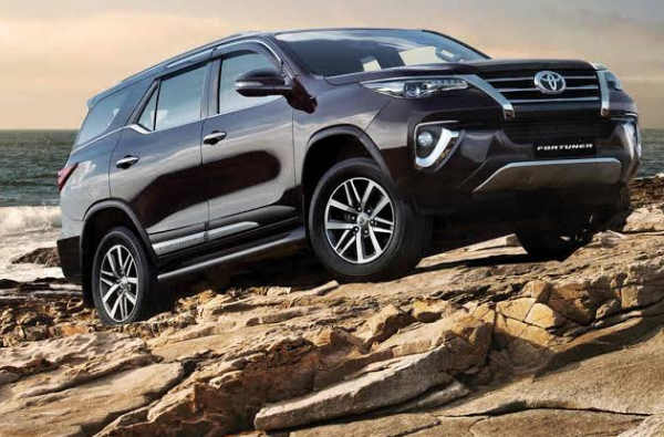 Toyota Barter : Toyota Accepting Corn As Payment For Hilux, Fortuner And Corolla Cross In Brazil
