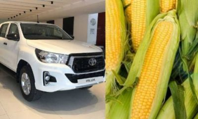 Toyota Barter : Toyota Accepting Corn As Payment For Hilux, Fortuner And Corolla Cross In Brazil - autojosh