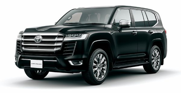 Toyota Officially Launch The All-new 2022 Land Cruiser 300 SUV - autojosh