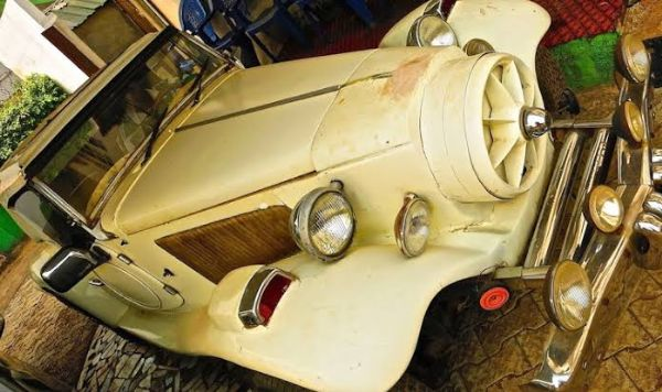 Victor Uwaifo Dies : 12 Things About Nigerian Music Legend, Including A Custom Car He Built Himself - autojosh