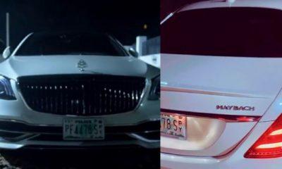 Actor Zubby Micheal Buys Mercedes-Maybach Worth N100m - autojosh