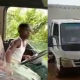 Watch A 13-Year-Old Nigerian Boy Drive A Truck Like A Pro - autojosh