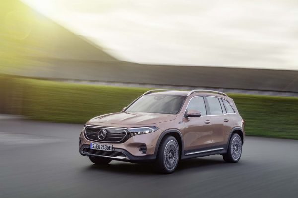 2022 EQB Is An Electric Mercedes GLB-Class SUV, It Drives 419 Km When Fully Charged - autojosh