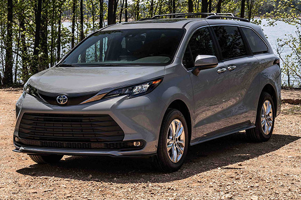2022 Toyota Sienna Woodland Edition To Cost $50,000 - autojosh