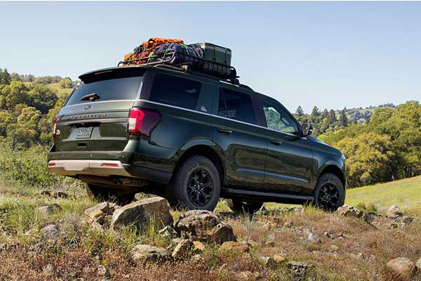 Ford Refreshes Expedition For 2022 And Adds Timberline Trim