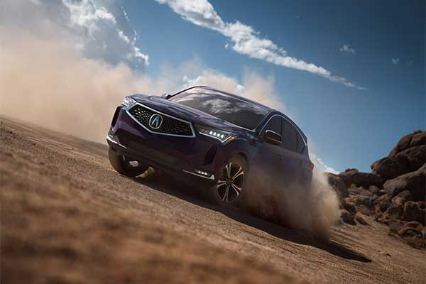 2022 Acura RDX Gets Upgraded With Sportier Styling And Improved Tech