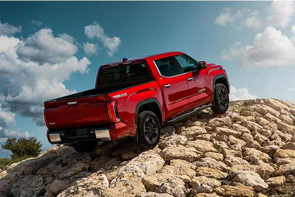 2022 Toyota Tundra Is Here, Its All New And More Powerful