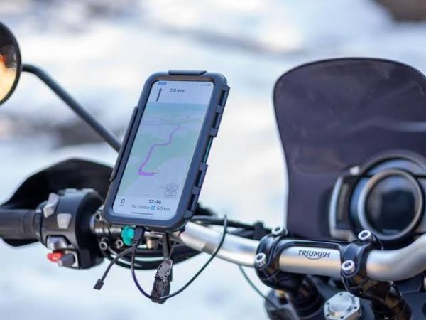 Apple Warns Vibrations From High-Power Motorcycle Engines Can Damage iPhone Cameras - autojosh