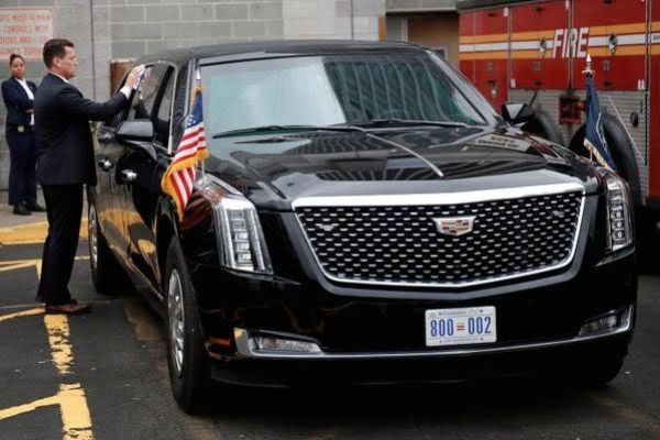 At $3.6M, Armoured Suburban Purchased For DSS Cost Twice The Price Of Biden's Beasts Limousine - autojosh