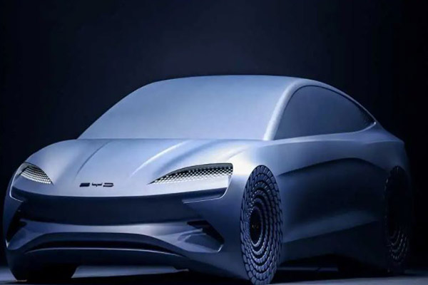 BYD Launches E-Platform 3.0, Unveils Ocean-X Concept - autojosh