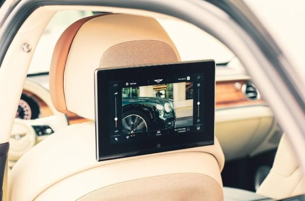 Bentley Introduces New Rear-seat Entertainment System For Flying Spur And Bentayga - autojosh