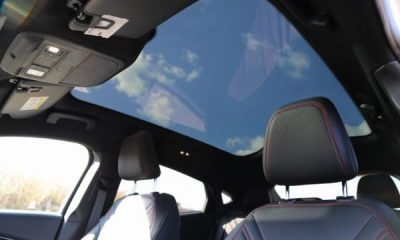 Ford Recalls Mustang Mach-E Over Risk Of Glass Roof And Windshield Falling Off - autojosh