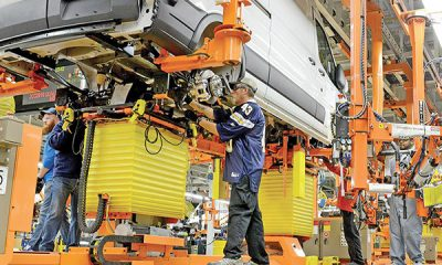 Ford To Disengage Nearly 1,300 Idle Workers Due To Chip Shortage - autojosh