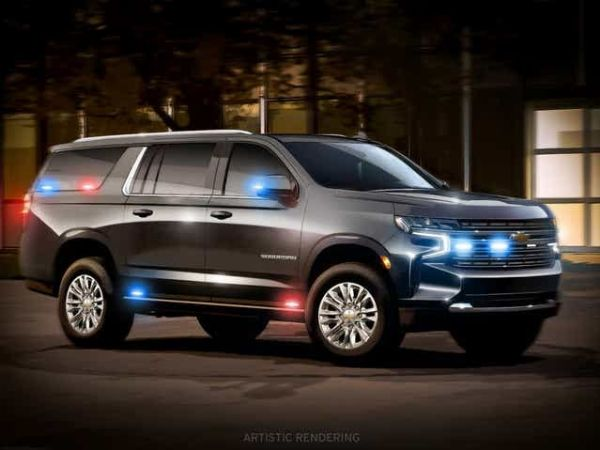 U.S. Govt Orders Ten Armored Chevrolet Suburban SUVs From GM For DSS, Each Cost $3.6M - autojosh