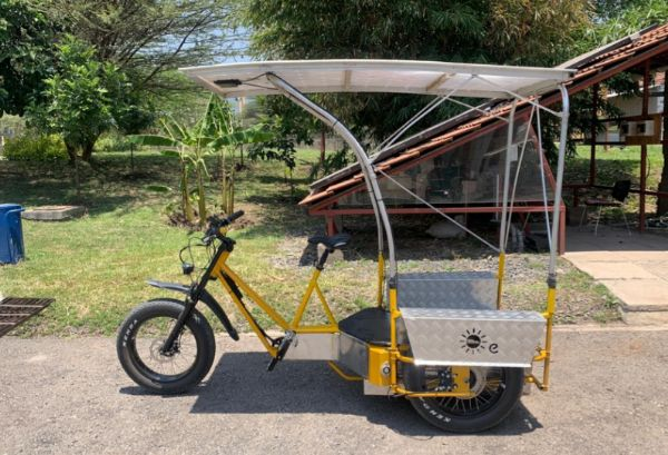 Hyundai And UNDP Mark One Year Parnership, Shows Off Projects, Including Solar Tricycle, e-Cycles - autojosh