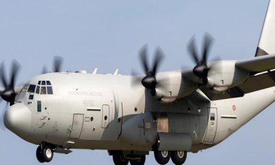 Italian Military Plane Comes Under Fire As It Takes Off From Kabul Airport - autojosh
