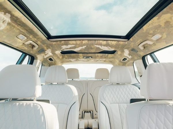 """Japan-only BMW X7 """"Nishijin Edition"""" Is Limited To Just Three Cars"""