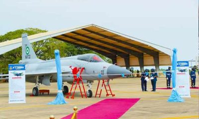 Journalists Barred As Military Inducts Six A-29 Super Tucano Aircrafts - autojosh