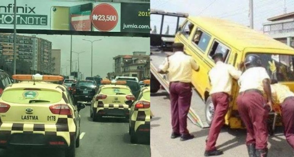 LASTMA Impounded 3,850 Vehicles Between May And July 2021 For Traffic Offences - autojosh