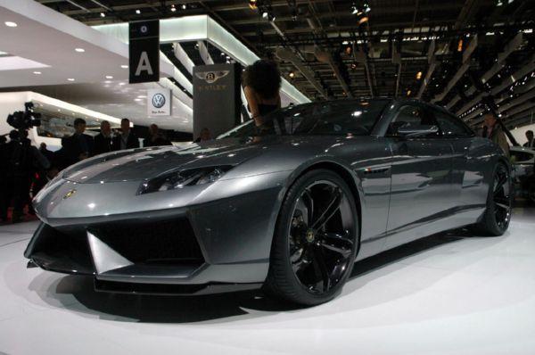 Why VW Killed Off Lamborghini Estoque, A Super Saloon Based On Audi A8 And Powered By Gallardo's V10 - autojosh