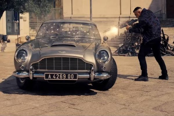 7 Cars That Will Star In James Bond's Upcoming Movie, No Time To Die, Including Gun-firing DB5 - autojosh