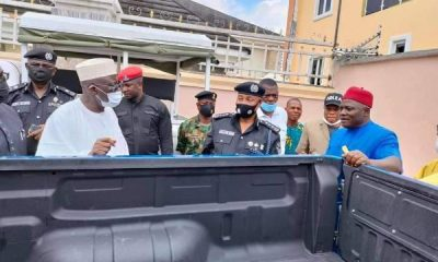 Police Affairs Minister, IGP Tours IVM Plant In Nnewi, Says NPF Will Continue To Patronize Innoson Vehicles - autojosh