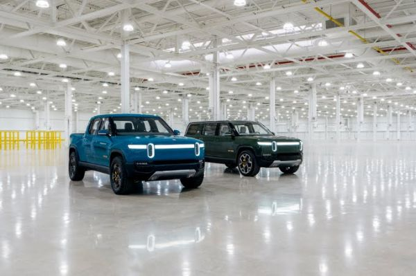 Rivian Plans To Produce Battery Cells In-house To Power R1T And R1TS EVs - autojosh
