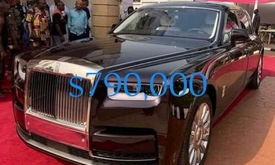Why $450,000 Rolls-Royce Phantom Can Cost Up To $790,000 To Own In Nigeria - autojosh