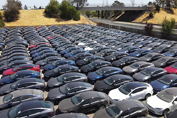 Tesla Delivery Forecast Set To Surge 33% In 2022 - autojosh