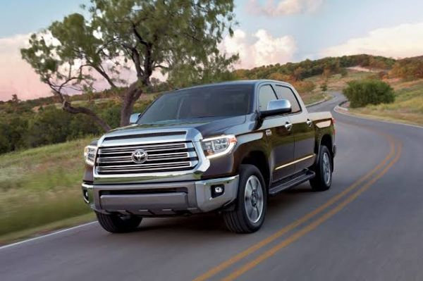 158,000 2018-2021 Toyota Tundra Recalled Cos Their Headlights Could Catch Fire - autojosh