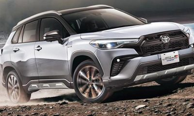 Toyota Corolla Cross GR Sport Debut In Taiwan With Upgraded Features - autojosh