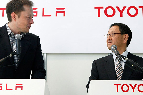 Toyota Is Investing Over $13B In EV Batteries While Lobbying To Stay Ahead Of Other Automakers