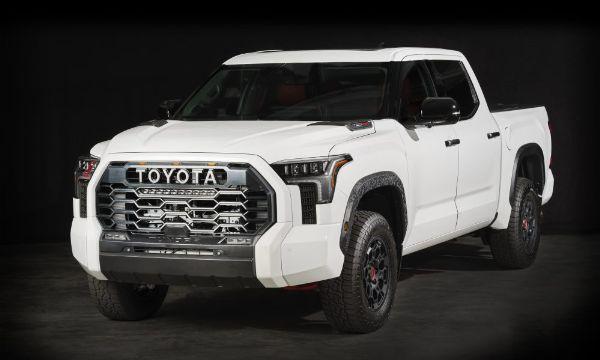 Toyota Unveils 2022 Tundra TRD Pro For 2022 NASCAR Camping World Truck Series - autojosh