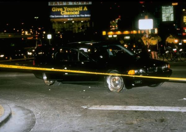 Rapper Tupac Shakur Was Fatally Shot In A BMW 7 Series 25 Years Ago -autojosh