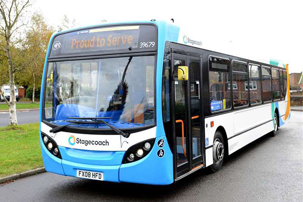 UK's Bakkavor Provides Subsidised Buses For Workers In Grantham (PHOTOS)